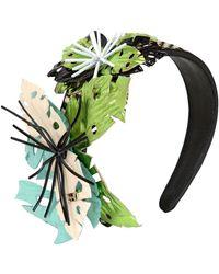 SuperDuper Hats - Jungle Woven Headband - Lyst