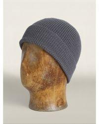 RRL Wool Watch Cap - Lyst
