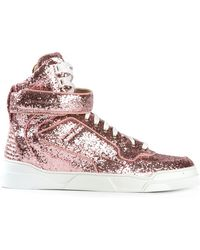 Givenchy 'Tyson' Hi-Top Sneakers - Lyst
