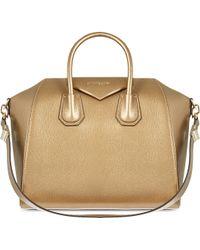 Givenchy Antigona Medium Leather Tote - For Women - Lyst