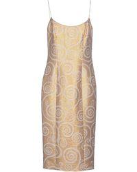 L'Wren Scott | Knee-Length Dress | Lyst