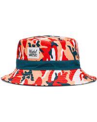 Wesc Reversible Warhol Bucket Hat multicolor - Lyst