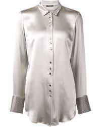 Aurelie Demel - 'Magny' Shirt - Lyst