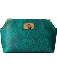 Lauren by Ralph Lauren - Acadia Paisley New Cosmetic Case - Lyst