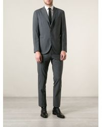 Boglioli Slim Fit Suit - Lyst