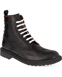 Givenchy Show Boots - For Men - Lyst