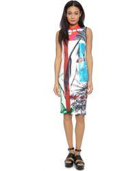 Clover Canyon Abstract Garden Dress - Multi - Lyst
