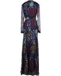 Matthew Williamson Long Dress - Blue