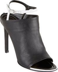 Balenciaga Spy Bi-Color Sandals - Lyst