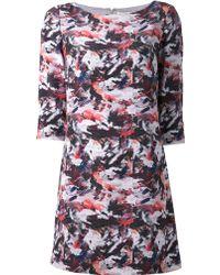 Prabal Gurung Print Dress - Lyst