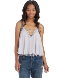 Free People Coasting On A Dream Top - Lyst