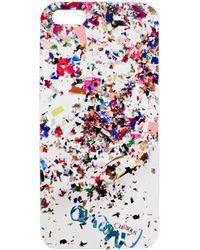 Cynthia Rowley - White Confetti Iphone 5 Case - Lyst