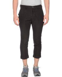 The Viridi-anne - 3/4-length Trousers - Lyst
