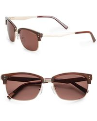 Ted Baker Petrus Wayfarer Sunglasses - Lyst