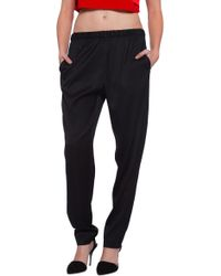 T By Alexander Wang Track Pant - Lyst