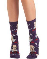 Socksmith Toemeo and Juliet Socks - Lyst