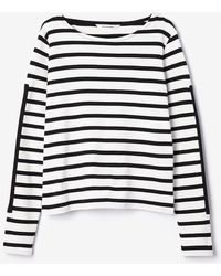 Won Hundred Molly Stripe Tee - Lyst