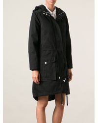 Marc Jacobs Padded Parka - Lyst