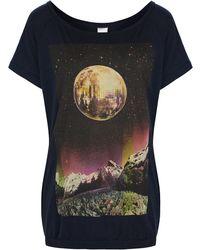 Bench - Printed T-Shirt - Lyst