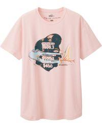 Uniqlo | Men Sprz Ny Graphic T-shirt (jean-michel Basquiat) | Lyst