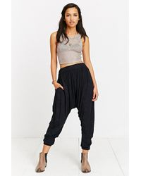 Kimchi Blue Extreme Dropped Crotch Trouser Pants - Lyst