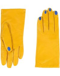 Aristide Gloves - Yellow