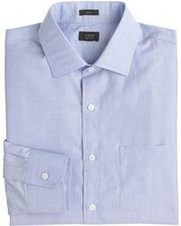 J.Crew Crosby Dress Shirt in Endonend Cotton - Lyst