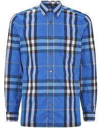 Burberry Brit Medium House Check Shirt - Lyst