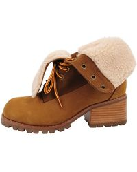 Jeffrey Campbell Whistler brown - Lyst