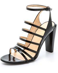 3.1 Phillip Lim Ella High Heel Sandals - Lyst