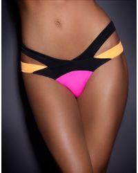 Agent Provocateur Mazzy Bikini Brief - Lyst