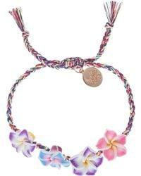 Venessa Arizaga | Lady Rose Anklet Bracelet | Lyst