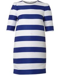 Camilla & Marc Picadilly Lane Striped Shift Dress - Lyst