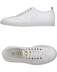 John Galliano Low-Tops & Trainers white - Lyst