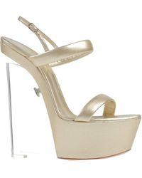 Casadei Sandals - Lyst