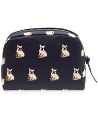 Marc By Marc Jacobs - Jet Set Pets Cosmetic Pouch - Lyst