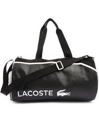 Lacoste Black Weekend Bag - Lyst