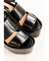 Jeffrey Campbell Carnie Slingback Platform Sandal - Lyst