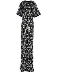 Emanuel Ungaro Long Dress - Lyst