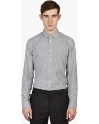 Marc Jacobs | Striped Cotton Slim-fit Shirt | Lyst