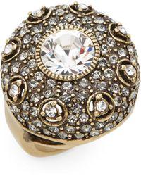 Heidi Daus - Infusion Of Color Swarovski Crystal Ring - Lyst