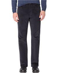Calvin Klein Slim Fit Corduroy Pants - Lyst