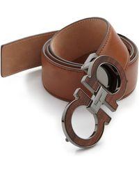Ferragamo | Leather Belt | Lyst