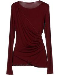 Les Copains T-Shirt - Lyst