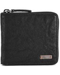 BOSS Orange - Ruse 'Ranau' Leather Zip Around Leather Wallet - Lyst