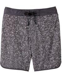 RVCA Brookes Ii Board Shorts - Black