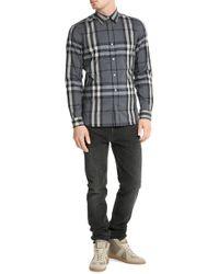 Burberry Brit - Skinny Jeans - Black - Lyst