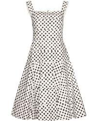 Dolce & Gabbana Cotton Dress - Lyst