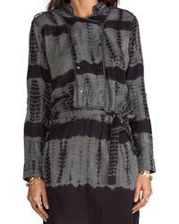Antik Batik Rogers Dress in Gray - Lyst