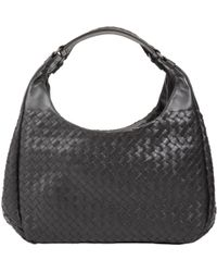 Bottega Veneta Medium Intrecciato Campana Bag - Lyst